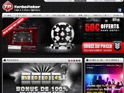 Turbo Poker revue logo