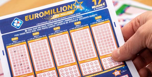 Vendredi 05 février : la Belgique attend de pied ferme le Super Mega Jackpot de l'EuroMillions !