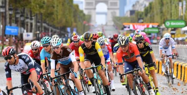 Tour de Belgique de cyclisme : un contre-la-montre autour du Casino de Knokke-Heist !